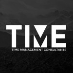 Time Management Consultant Logo