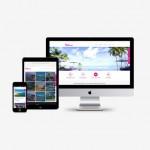 Pinktour Website